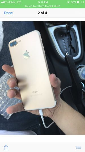 Iphone 7+ 128gb sprint clean for Sale in Tampa, FL