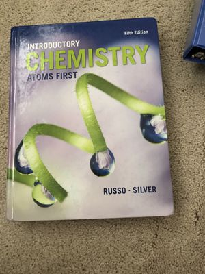 Chemistry 108 textbook for Sale in Pleasant Hill, CA