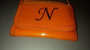 Orange Wallet for Sale in Arvonia, VA