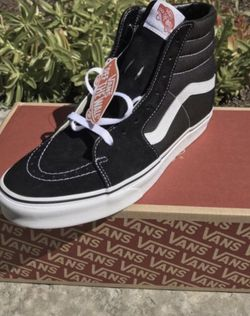 Vans sk8 hi ( Mens 4, 7, 7.5, 9.5, 10, 10.5, 11.5 / Women's 5.5, 8.5, 9 ) ONLY ! for Sale in Anaheim,  CA