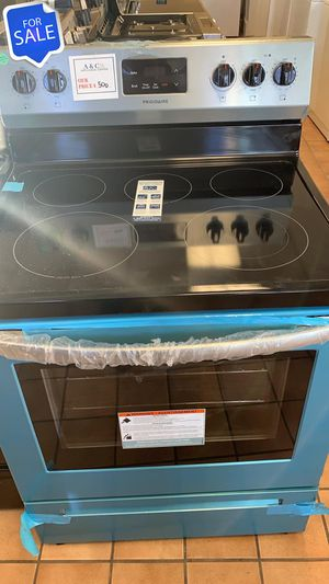 NO CREDIT!! Samsung LOWEST PRICES! Electric Stove Oven Works Perfect #1554 for Sale in Pasadena, MD