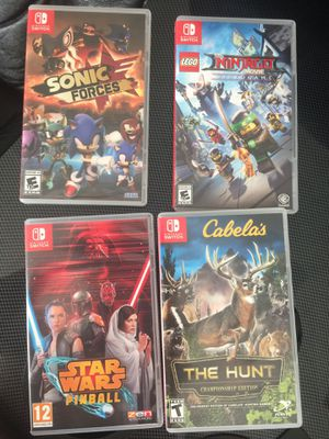 Nintendo Switch Games for Sale in St. Cloud, FL