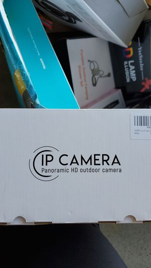 IP Camera Panoramic HD Outdoor Camera for Sale in Doraville, GA