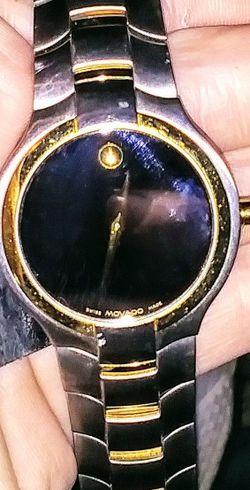 Movado Swiss Made Quartz Movement Watch for Sale in Murfreesboro,  TN
