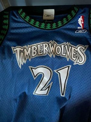 Reebok x NBA Timberwolves Size L for Sale in NEW KENSINGTN, PA