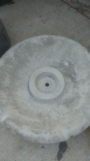 Fountain bowl for Sale in DEVORE HGHTS, CA