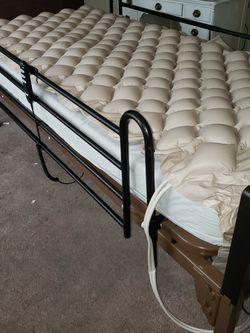 Hospital Bed & Alternating Pressure Mattress Pad for Sale in Newport Beach,  CA