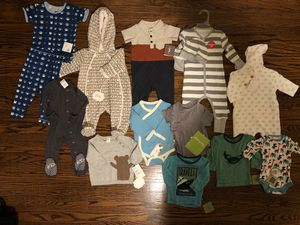 Baby Clothing- Boy for Sale in Hayward, CA