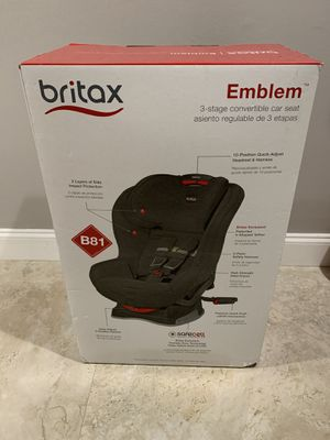Britax convertible car seat for Sale in North Lauderdale, FL