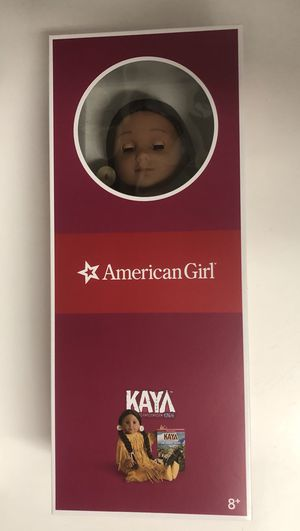 American Girl: Kaya, NRFB New! for Sale in Clermont, FL