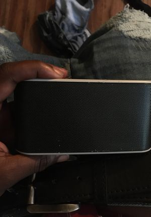 loud blutooth speaker for Sale in Selma, NC