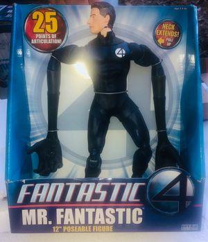 Fantastic 4: Mr. Fantasic: Action Figure 12 for Sale in Lilburn, GA