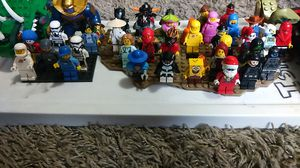 Lego minfigures for Sale in Modesto, CA
