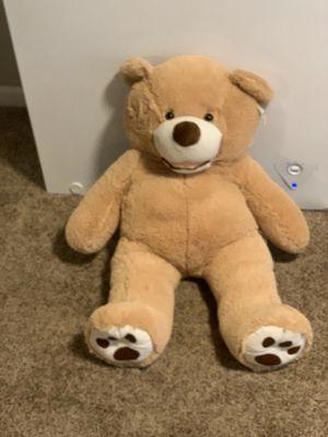 Stuffed teddy bear for Sale in Yelm, WA