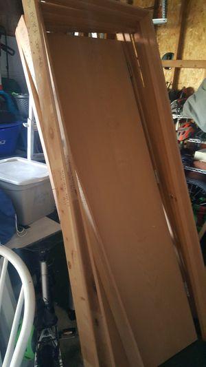 "3 28"" interior doors and jams free for Sale in Auburn, WA"