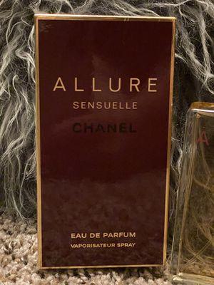 Chanel allure perfume for Sale in San Antonio, TX