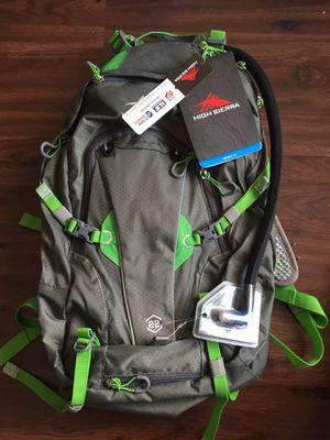 High Sierra Hydration backpack for Sale in Dallas, TX