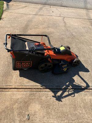 Electric lawnmower for Sale in Covington, GA