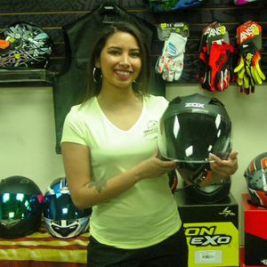 Motorcycle helmet dual visor matte black gown face helmet with shield DOT lightweight, ALL RIDER GEAR 2856 MAIN ST SAN DIEGO CA 92113 for Sale in San Diego, CA