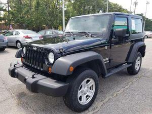 2013 Jeep Wrangler Sport 4x4 Auto for Sale in Norfolk, VA