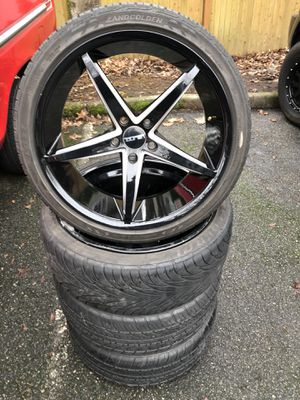 Rims 5X114,3 for Sale in Issaquah, WA