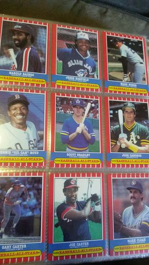 1987 fleer cards mint. 45 cards for Sale in Fall River, MA