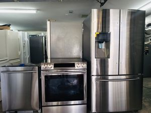 New Samsung Ktichen Appliances for Sale in Hollywood, FL