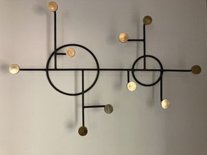 Crate & Barrel wall art hooks for Sale in Washington, DC
