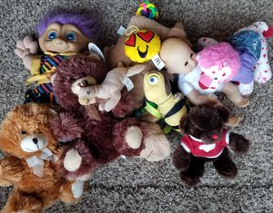 Free Stuffies for Sale in Westport, WA