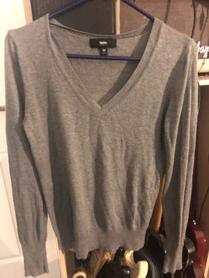 MOSSIMO Grey Cardigan Women's (M) for Sale in San Diego, CA