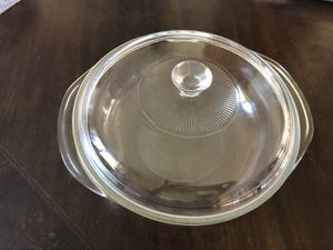 Nice Pyrex bowl with lid for Sale in Ruston, WA