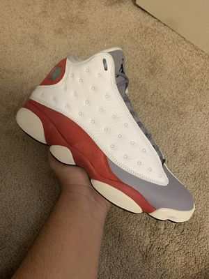 Jordan 13 grey toe for Sale in Annandale, VA