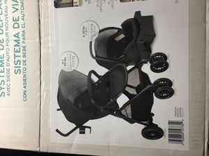 Sibby travel system (evenflo) for Sale in Houston, TX
