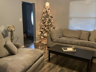 Price Drop - Couch And Chaise For Sale for Sale in New Kensington,  PA