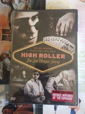 DVD HIGH ROLLER BRAND NEW SEALED for Sale in Blanco, NM