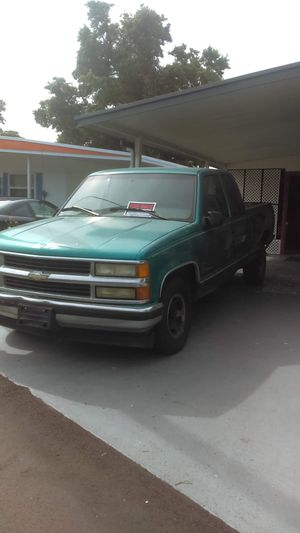 1996 Chevrolet Silverado for Sale in Dunedin, FL