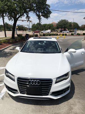 Audi A7 2012 Quattro supercharged for Sale in Plano, TX