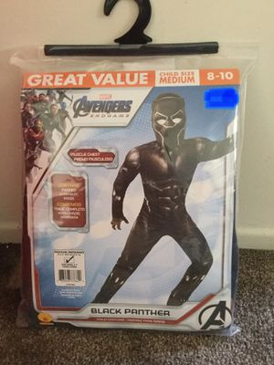 Child's Black Panther Costume for Sale in Los Angeles, CA