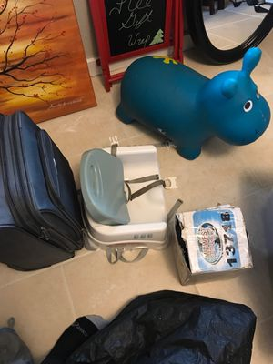 Folding booster seat for Sale in Shoreline, WA