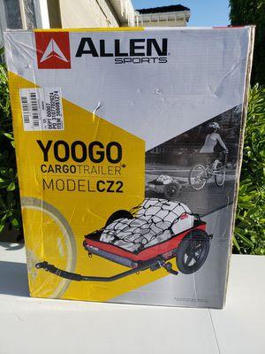 Allen Sports Yoogo Cargo Trailer for Sale in San Diego, CA