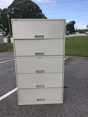 Office-metal file cabinet for Sale in Portsmouth, VA