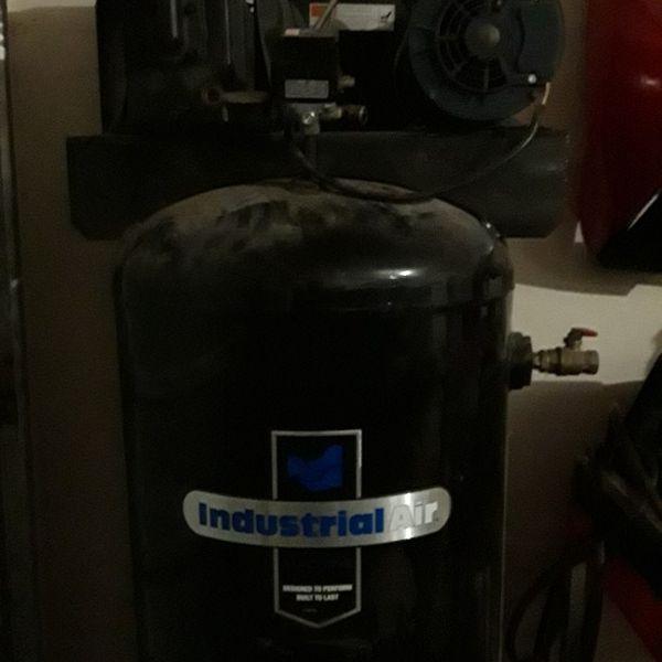 60 Gal Air Compressor