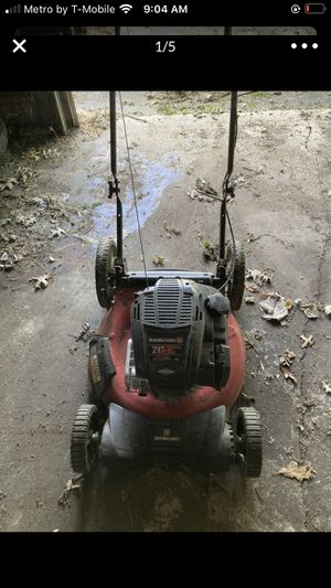 Yard machine negotiable work 100% for Sale in Berkeley, MO