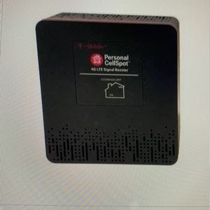 T-Mobile Booster CEL-FI-D32-24 Personal CellSpot 4G LTE for Sale in Weston, FL
