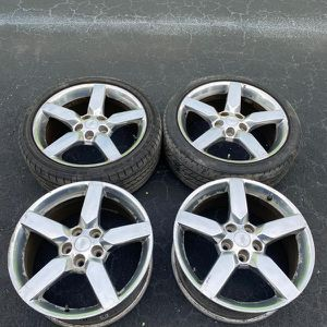 Rims 19 Chevrolet 5 Lugs 120 mm for Sale in Fort Lauderdale, FL
