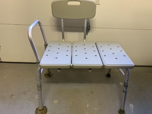 Drive : Seat Transfer Bench for the shower
