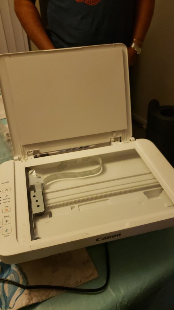 Canon mg2522 printer and scanner