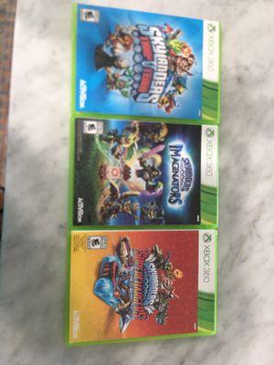 Skylanders bundle Xbox 360 for Sale in San Diego, CA