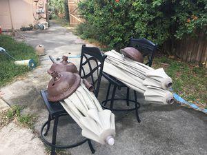 Nice patio furniture set for Sale in Wahneta, FL