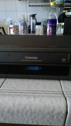 VCR for Sale in Visalia, CA